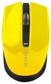 Мышь Canyon CNS-CMSW5Y Yellow USB