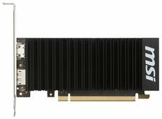 Видеокарта MSI GeForce GT 1030 1265MHz PCI-E 3.0 2048MB 6008MHz 64 bit HDMI HDCP Silent LP OC