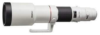Объектив Pentax DA 560mm f/5.6 ED AW HD