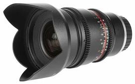 Объектив Samyang 16mm T2.2 ED AS UMC CS VDSLR Minolta A