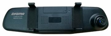 Видеорегистратор Digma FreeDrive 303 MIRROR DUAL, 2 камеры