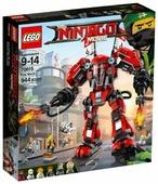 Конструктор LEGO The Ninjago Movie 70615 Огненный робот Кая