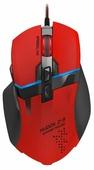 Мышь SPEEDLINK KUDOS Z-9 Red USB
