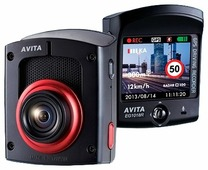 Видеорегистратор с радар-детектором Avita EG 1018R