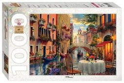 Пазл Step puzzle Art Collection Доминик Дэвисон Венеция (79112), 1000 дет.