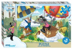 Пазл Step puzzle Ну, погоди! - 2 (78089), 560 дет.