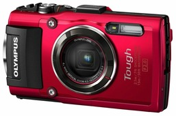 Фотоаппарат Olympus Tough TG-4
