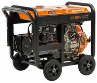 Дизельный генератор Daewoo Power Products DDAE 9000XE (6400 Вт)