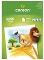 Альбом Canson Kids 29.7 х 21 см (A4), 90 г/м², 30 л.