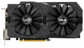 Видеокарта ASUS GeForce GTX 1050 1442MHz PCI-E 3.0 2048MB 7008MHz 128 bit 2xDVI HDMI HDCP Strix OC Gaming