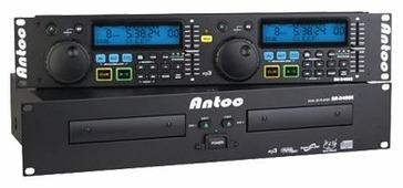 DJ CD-проигрыватель Antoc AN-D4000