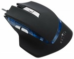 Мышь Oklick 715G Gaming Optical Mouse Black USB
