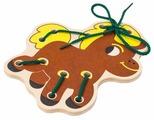 Шнуровка Alatoys Лошадь (ШН06)