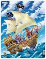 Рамка-вкладыш Larsen Пираты (US9), 30 дет.