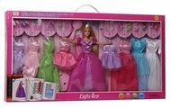 Кукла Defa Lucy Люси с набором платьев и аксессуаров 29 см 8266