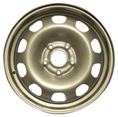 Колесный диск Magnetto Wheels 16003 6.5x16/5x114.3 D66.1 ET50 Silver