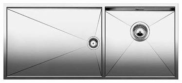 Врезная кухонная мойка Blanco Zerox 400/550-T-U