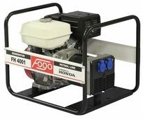 Бензиновый генератор Fogo FH 4001 (3800 Вт)