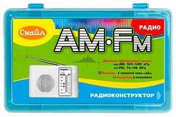 Электронный конструктор Смайл Электронный конструктор AM-FM-01 Радиоприемник