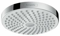 Лейка верхнего душа встраиваемый hansgrohe Croma Select S 180 2jet 26522400 комбинированное