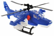 Вертолет Нордпласт полиция (248) 40 см