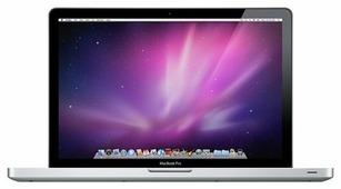 "Ноутбук Apple MacBook Pro 15 Mid 2010 MC371 (Core i5 2400 Mhz/15.4""/1440x900/4096Mb/320Gb/DVD-RW/Wi-Fi/Bluetooth/MacOS X)"