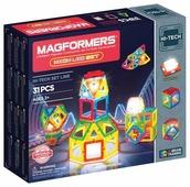 Магнитный конструктор Magformers Hi-Tech 709007 Неоновый светодиод