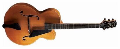 Полуакустическая гитара Peerless Contessa