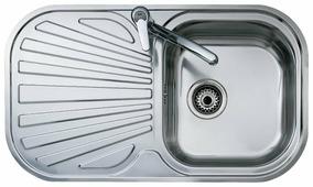 Врезная кухонная мойка TEKA Stylo 1B 1D
