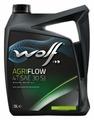 Масло для садовой техники Wolf Agriflow 4T SAE 30 SJ 5 л