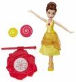 Интерактивная кукла Hasbro Disney Princess Танцующая Белль, 28 см, B9151