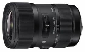 Объектив Sigma AF 18-35mm f/1.8 DC HSM Art Nikon F