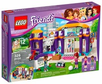 Конструктор LEGO Friends 41312 Спортивный центр Хартлейка