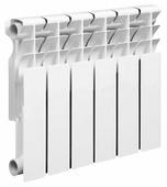 Радиатор секционный биметаллический Lammin Eco BM-350-80