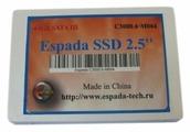 Твердотельный накопитель ESPADA C3000.6-M064