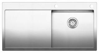 Интегрированная кухонная мойка Blanco Claron 5S-IF/A