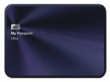Внешний HDD Western Digital My Passport Ultra Metal Edition 4 ТБ