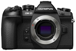 Фотоаппарат Olympus OM-D E-M1 Mark II Body