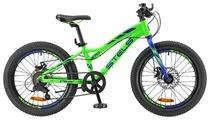 """Подростковый горный (MTB) велосипед STELS Pilot 270 MD 20""""+ V010 (2018)"""