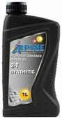 Масло для садовой техники ALPINE 2T Synthetic 1 л