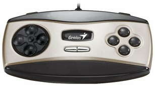 Геймпад Genius MaxFire MiniPad V2