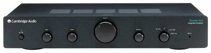 Интегральный усилитель Cambridge Audio Topaz AM5