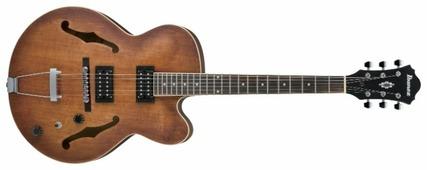 Полуакустическая гитара Ibanez AF55