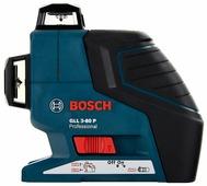 Лазерный уровень BOSCH GLL 3-80 P Professional + BM 1 Professional (0601063309)