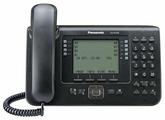 VoIP-телефон Panasonic KX-NT560 черный
