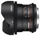 Объектив Samyang 12mm T3.1 ED AS NCS VDSLR Fish-eye Sony E