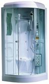 Душевая кабина APPOLLO TS-33W низкий поддон 95см*95см