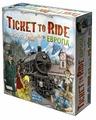Настольная игра HOBBY WORLD Ticket to Ride: Европа