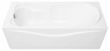 Ванна Aquanet Viola 180x75 акрил