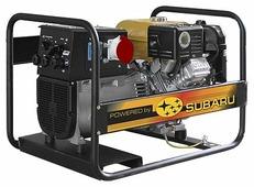Дизельный генератор ЭНЕРГО EB 6.5/400-W220RE (6500 Вт)